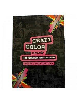 Wholesale Crazy Colour Chart Book