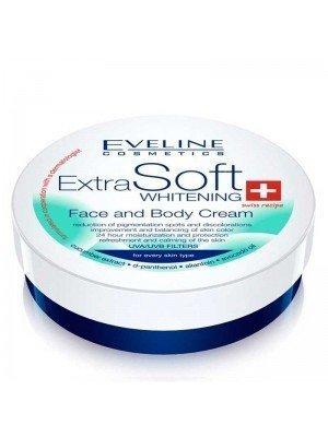 Wholesale Eveline Extra Soft Whitening Face & Body Cream-200ml