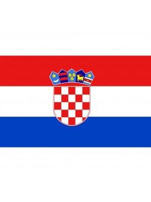 Croatian Flag - 5ft x 3ft