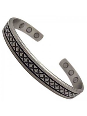 Wholesale Magnet Bangles - Crosses Design