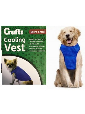 Crufts Extra Small Pet Cooling Vest