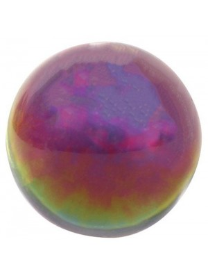 Crystal Rainbow Plain Ball - Large