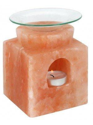 Wholesale Cube Himalayan Salt Oil Burner