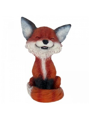 Wholesale Adorable 'Count Foxy' Figurine