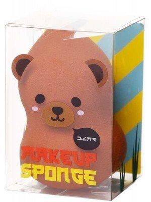 Wholesale Cutiemals Bear Makeup Sponge