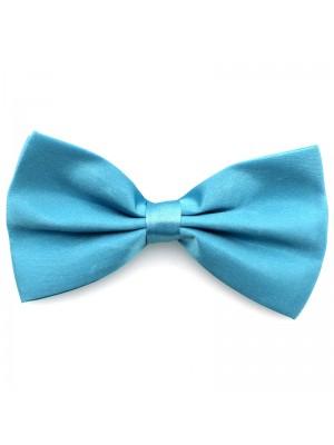 Wholesale Cyan Bow Tie