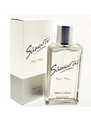 D & M Men's Perfumes - Samurai
