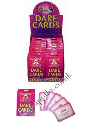 Dare Cards - Girls Night Out