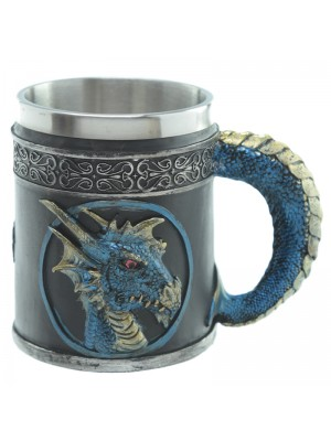 Dark Legends Decorative Dragon Tankard