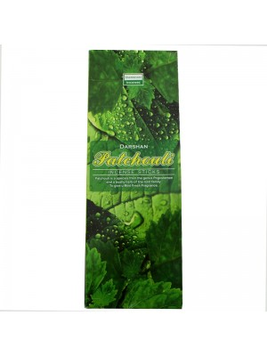 Darshan Incense Sticks - Patchouli