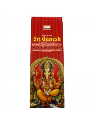 Darshan Incense Sticks - Sri Ganesh