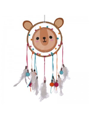 Wholesale Cutiemals Llama Dreamcatcher - 16cm