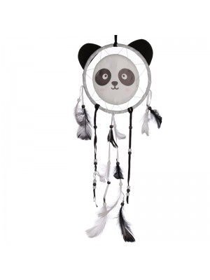 Wholesale Cutiemals Panda Dremacatcher - 16cm