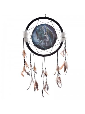 Wholesale Lisa Parker Protector of Magick Dragon Dreamcatcher 33cm