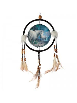 Wholesale Lisa Parker The Journey Home Unicorn Dreamcatcher - 16cm