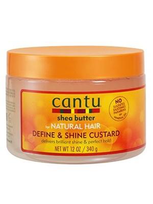 Wholesale Cantu Define & Shine Custard - (340 g)