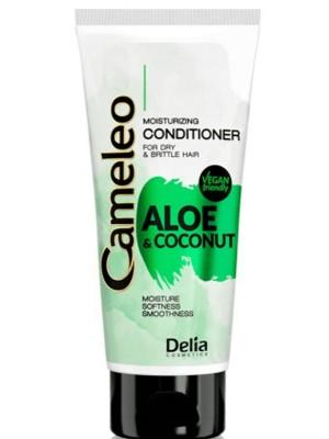 Delia Cosmetics Cameleo Aloe & Coconut Conditioner-200ml