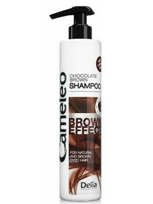 Delia Cosmetics Cameleo Chocolate Brown Conditioner-200ml
