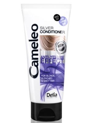 Delia Cosmetics Cameleo Silver Anti-Yellow Effect Conditioner-200ml