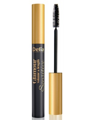 Delia Cosmetics Glamour Mascara - Sensitive
