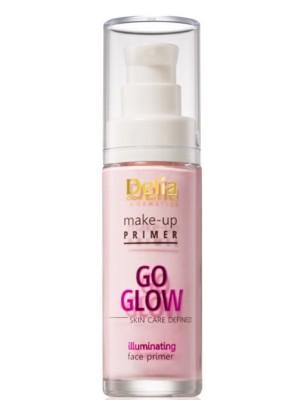 Delia Cosmetics Illuminating Make-up Primer Go Glow-30ml