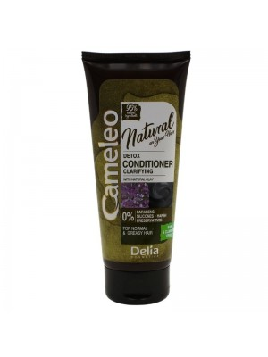Delia Cameleo Detox Conditioner Clarifying With Natural Clay