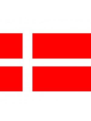 Denmark's Flag 5ft x 3ft