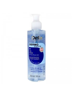 Wholesale Delia Dermo System Gel Wash