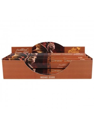 Desert Dragon Anne Stokes Incense Sticks - 6 Pack