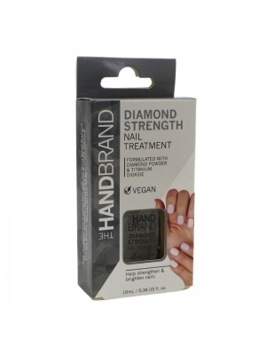 The Hand Brand Vegan Diamond Strength Nail Treatment