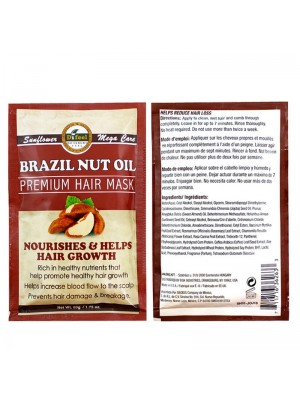 Wholesale Difeel Premium Hair Mask - Brazil Nut Oil