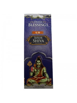Divine Blessings Incense Sticks - Shiva