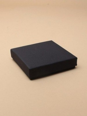 Wholesale Gift Box Black (9cm x 9cm x 2.5cm)