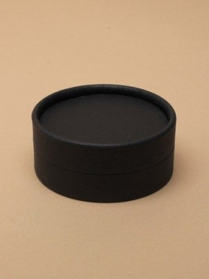 Wholesale Black Round Gift Box-8.5x8.5x4cm