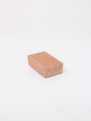 Wholesale Rose gold glitter gift box 8x5x2.5cm