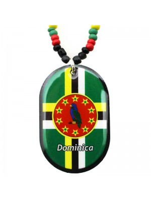 Wholesale Dominica Design Necklace