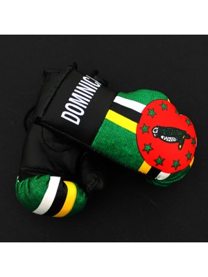 Mini Boxing Gloves - Dominica