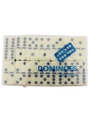 Wholesale Double 6 Dominoes With Spinner