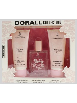 Wholesale Dorall Collection Ladies Gift Set - Vintage Garden