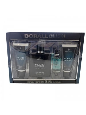 Dorall Collection Men's Gift Set - Fluid Intense