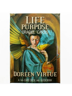 Doreen Virtue- Life Purpose Oracle Cards