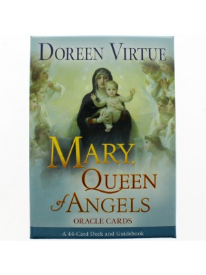 Doreen Virtue Mary Queen of Angels Oracle Cards