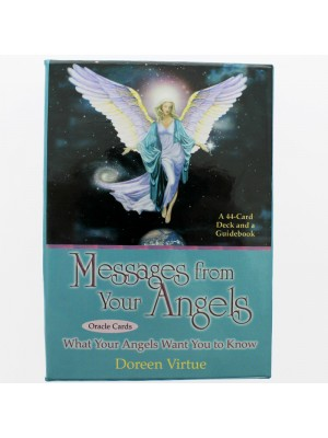 Doreen Virtue Messages From Your Angels Oracle Cards