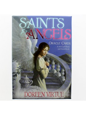 Doreen Virtue Saints & Angels Oracle Cards