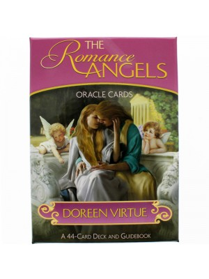 Doreen Virtue The Romance Angels Oracle Cards