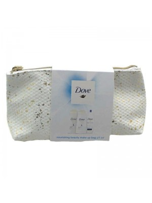 Dove Nourishing Beauty Makeup Bag Gift Set