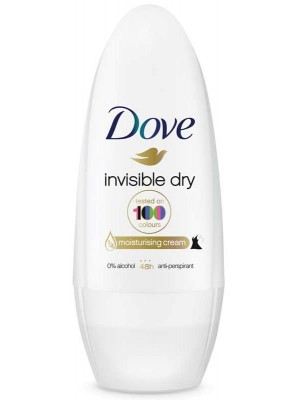 Wholesale Dove Invisible Dry Roll-on Antiperspirant Deodorant - 50ml