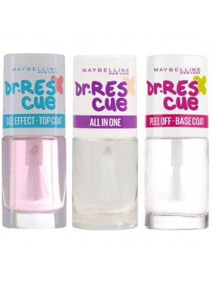 Wholesale Maybelline Dr. Rescue Nail Polish - Assorted