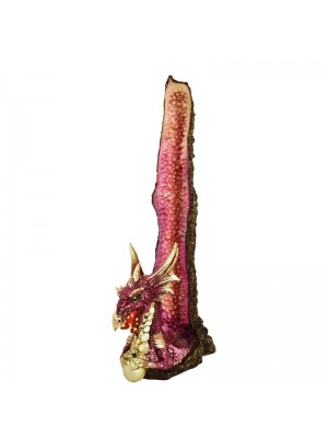 Dragon Incense Holder Ashes of Cobalt 29 cm
