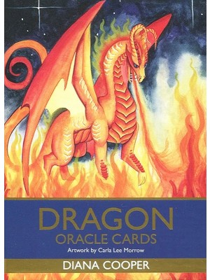 Wholesale Dragon Oracle Cards By Diana Cooper